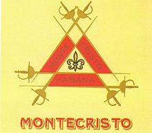 Kubánské doutníky Montecristo