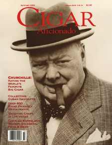 Doutníky Winstona Churchilla