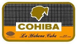 Kubánské doutníky Cohiba